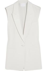 Find here:  http://www.net-a-porter.com/product/403062/Alexander_Wang/apron-back-crepe-vest-